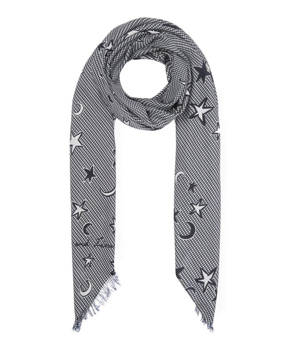Heritage Star Silk Scarf