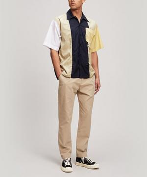 Colour-Block Shirt