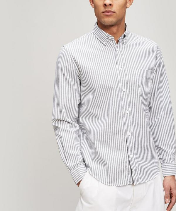 Isherwood Stripe Shirt