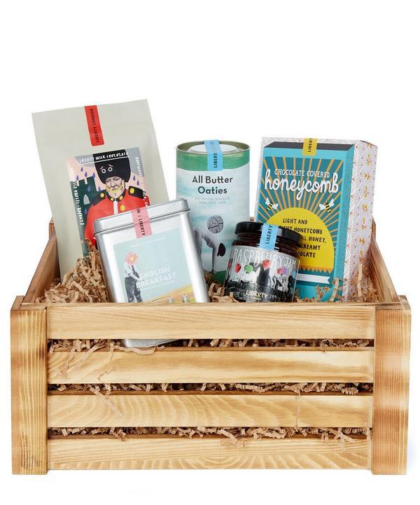 Food gifts liberty london tea with arthur crate negle Choice Image