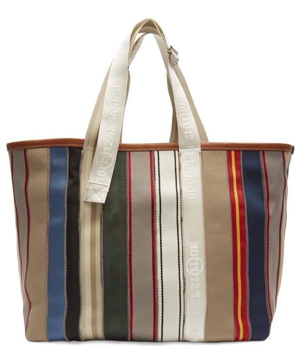 Ribbon Mix Shopper Bag