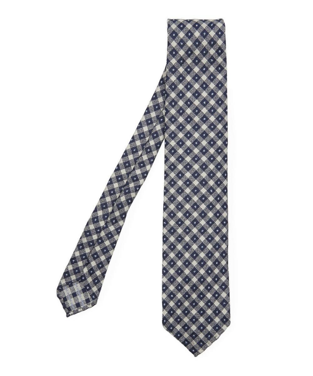 Check Dot Tie