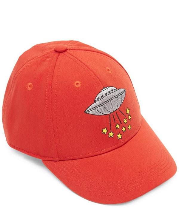 UFO Embroidery Hat 12 Months-5 Years