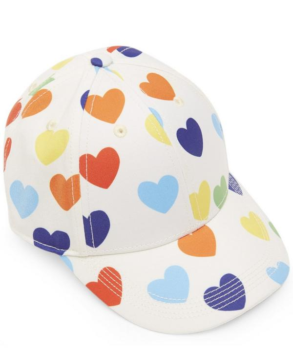 Rainbow Love Cap 12 Months-5 Years