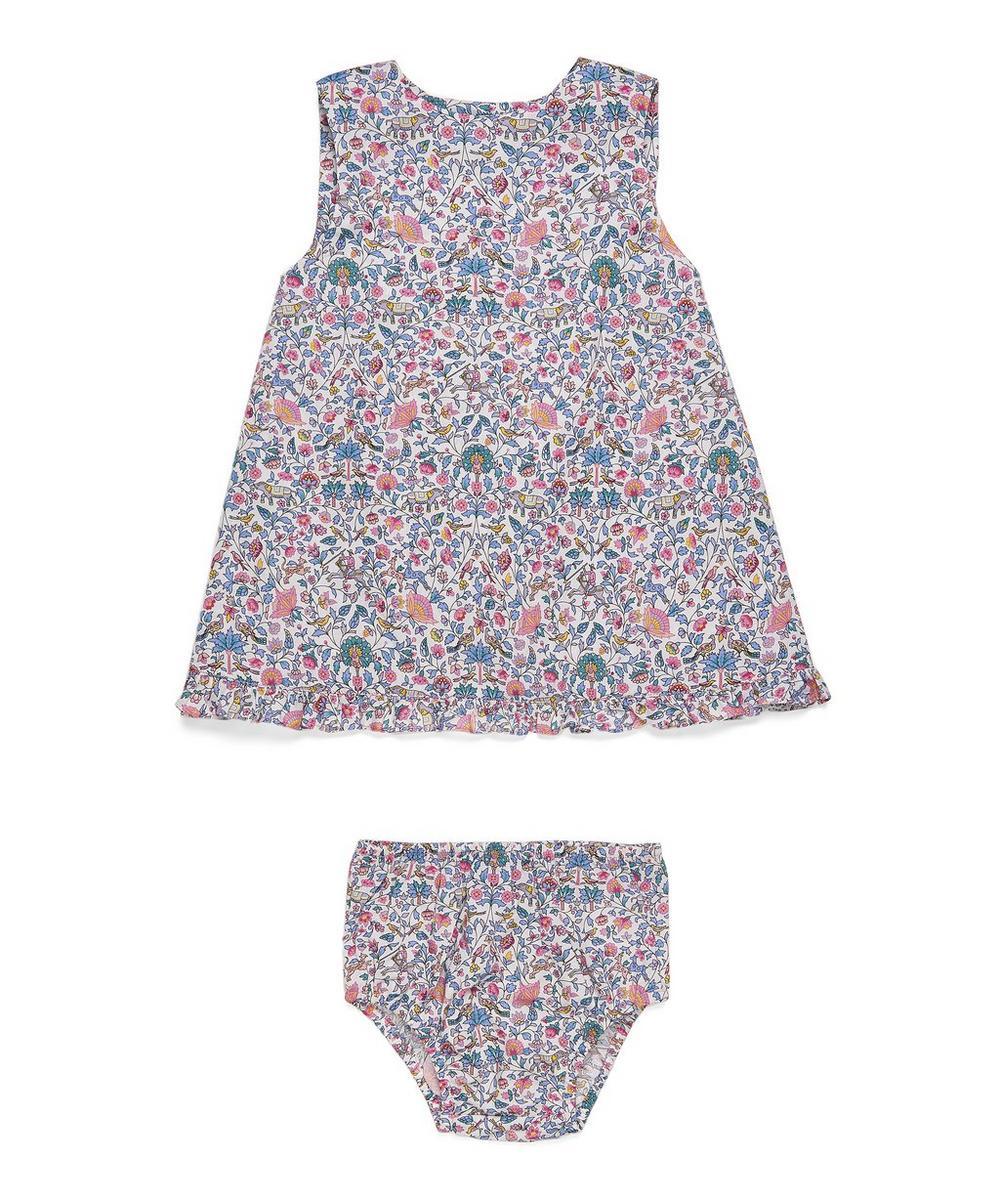 Imran Baby Tana Lawn Cotton Wrap Dress 3-24 Months