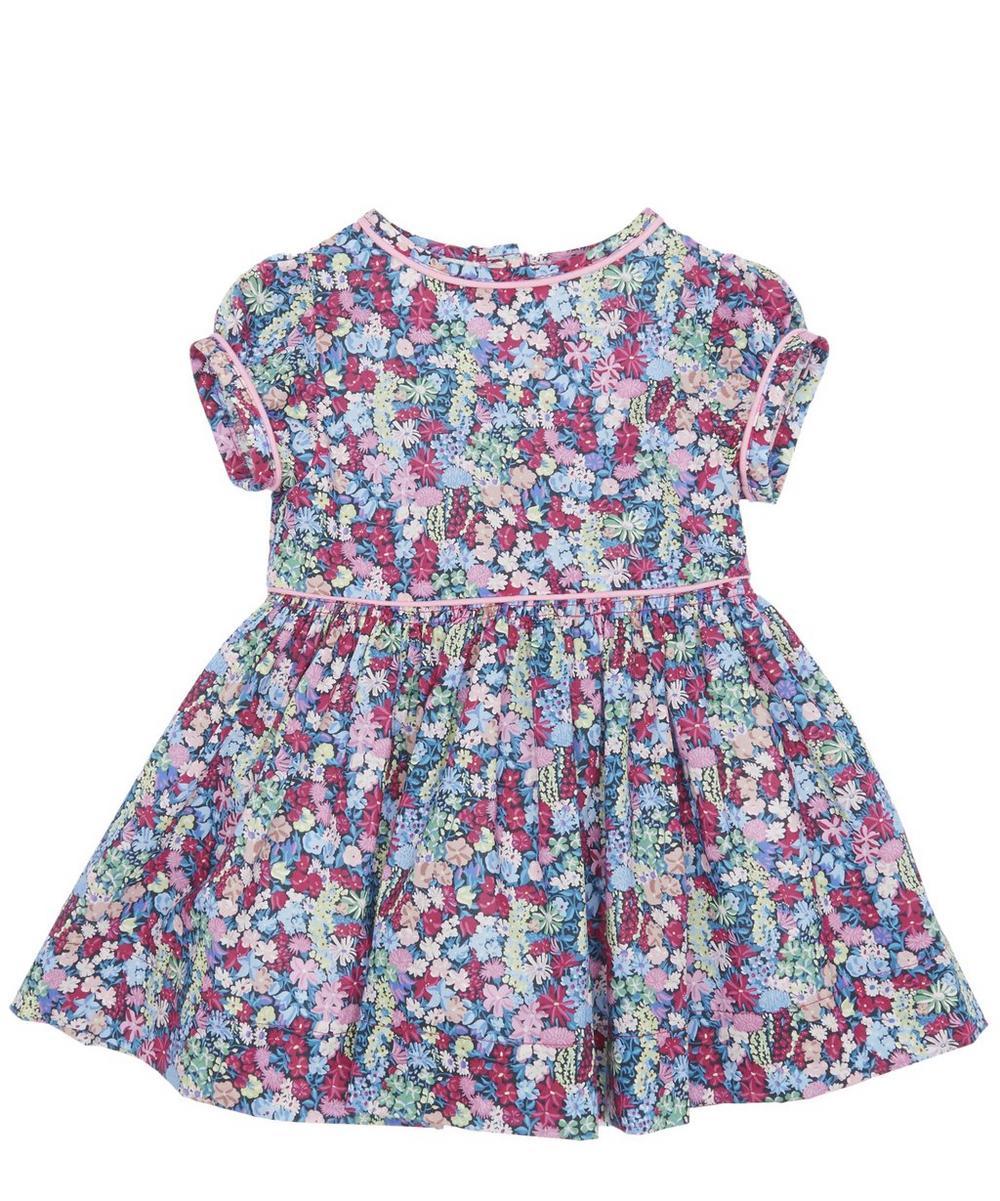 Emily Jane Tana Lawn Cotton Short Sleeve Dress 3-24 Months