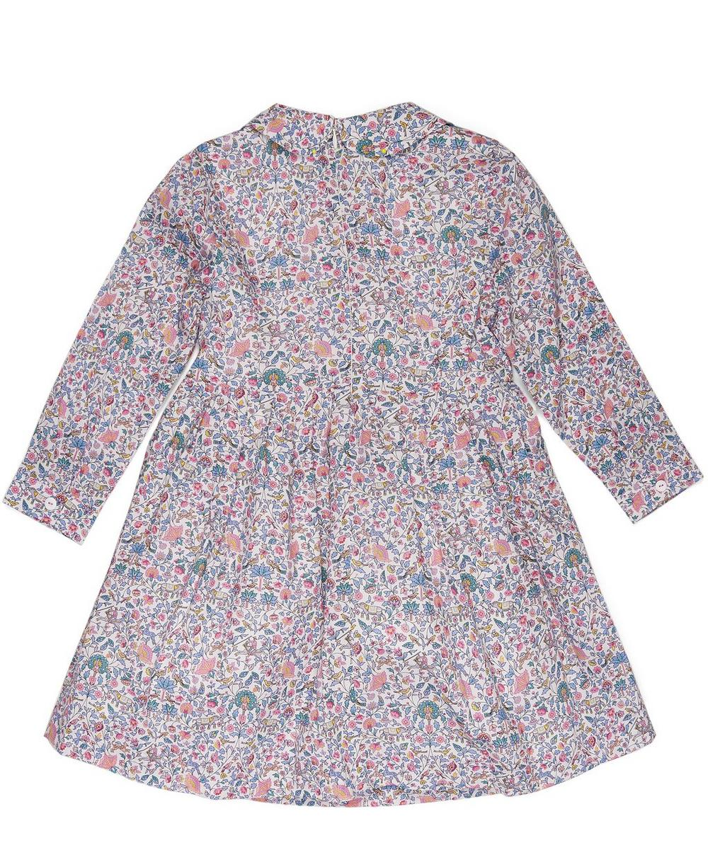 Imran Tana Lawn Cotton Long Sleeve Dress 2-6 Years