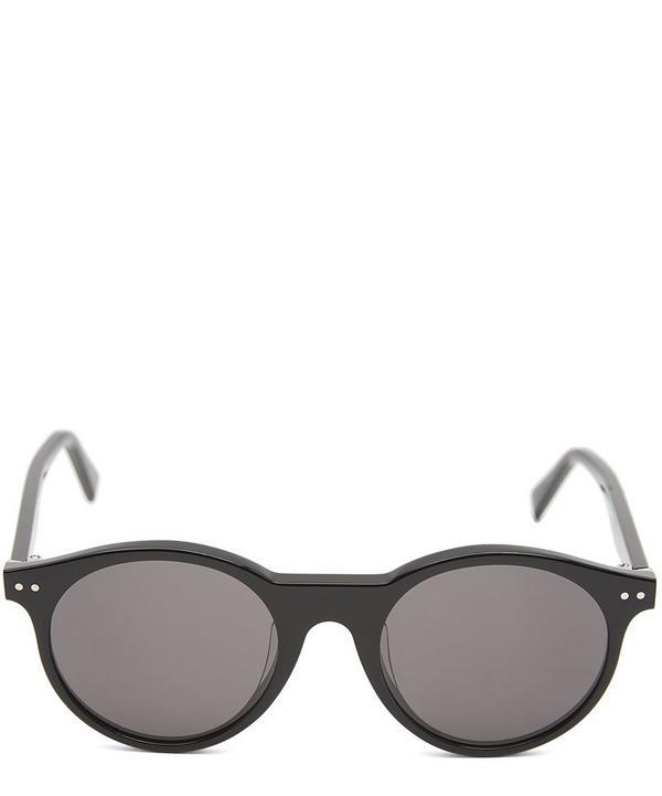 Thin Universal Round Sunglasses