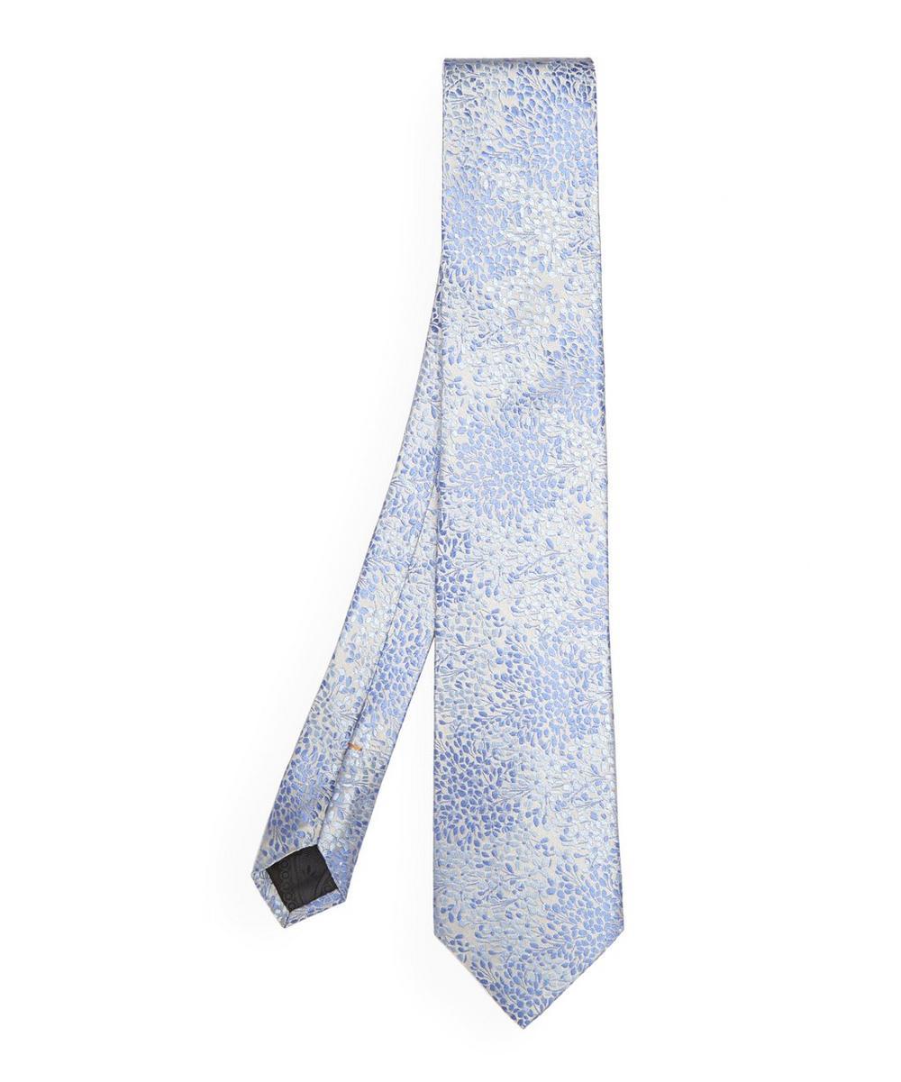 Foliage Print Tie