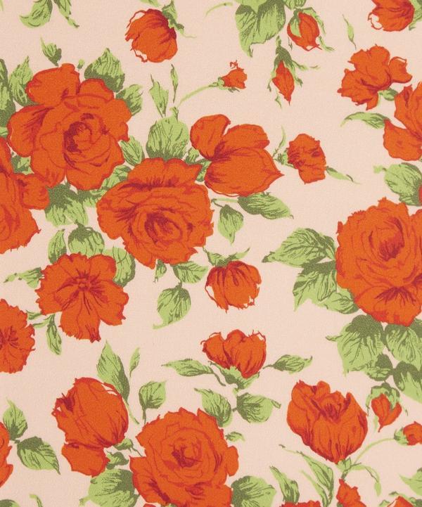 Carline Rose Silk Satin