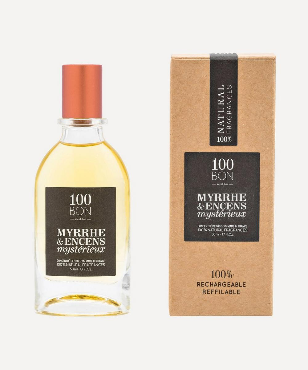 Myrrhe And Encens Mysteux Eau De Parfum Concentrate 50Ml