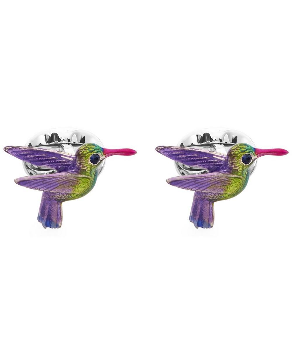 Hummingbird Cufflinks