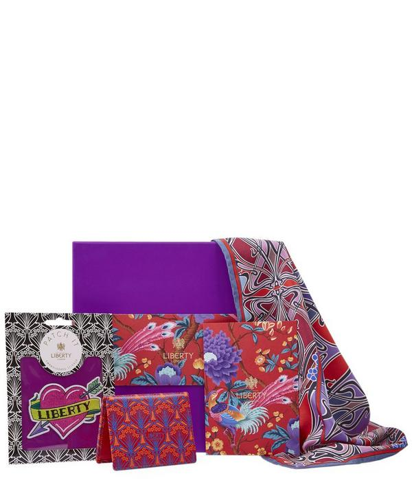 Gifts liberty london gift box two negle Image collections
