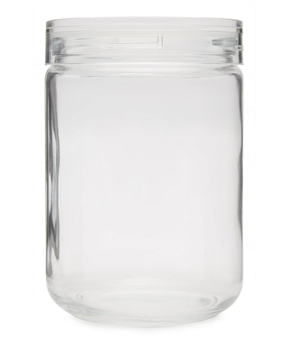 Extra Large Japanese Glass Jar
