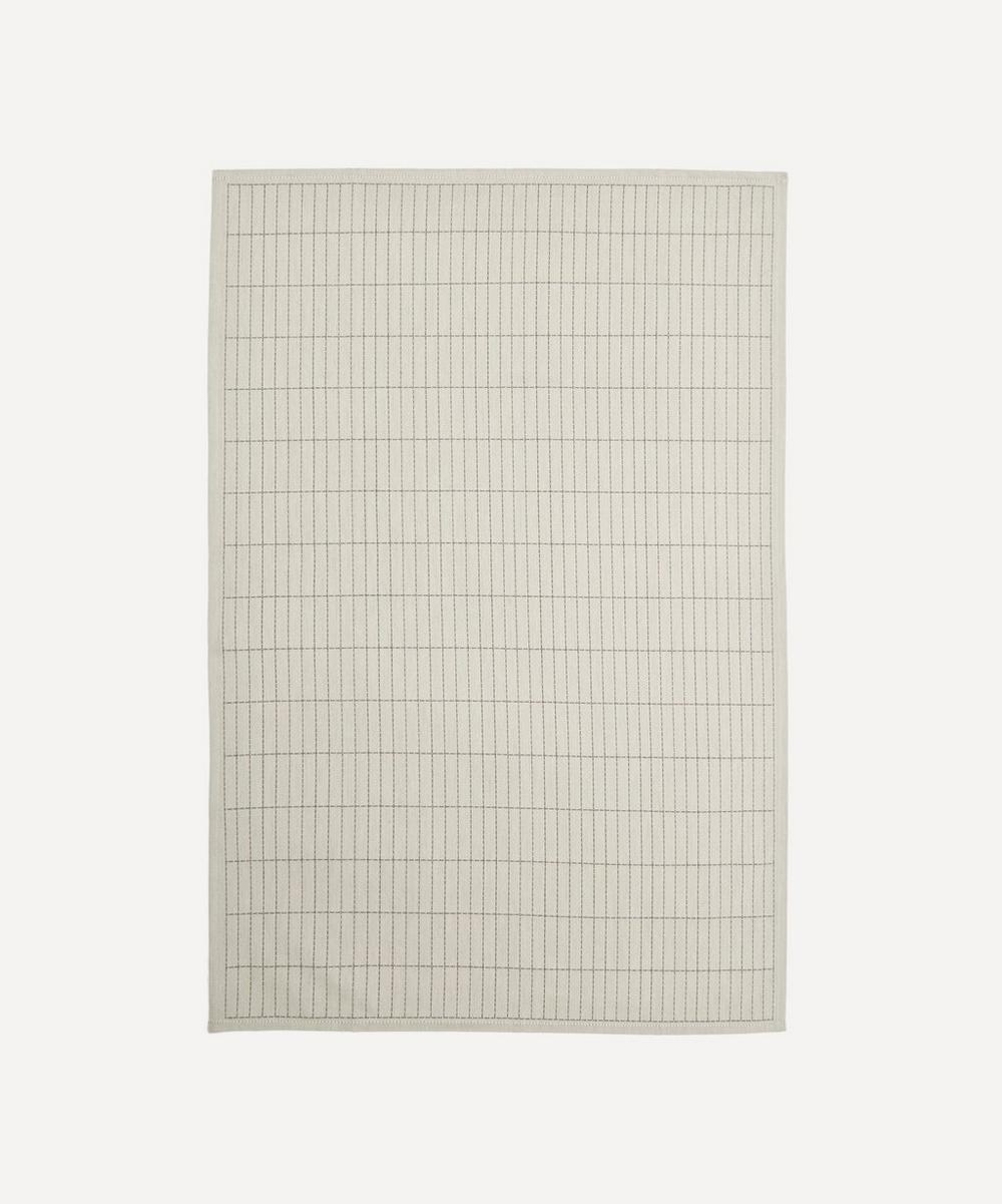 Grid Tea Towels Set of Two
