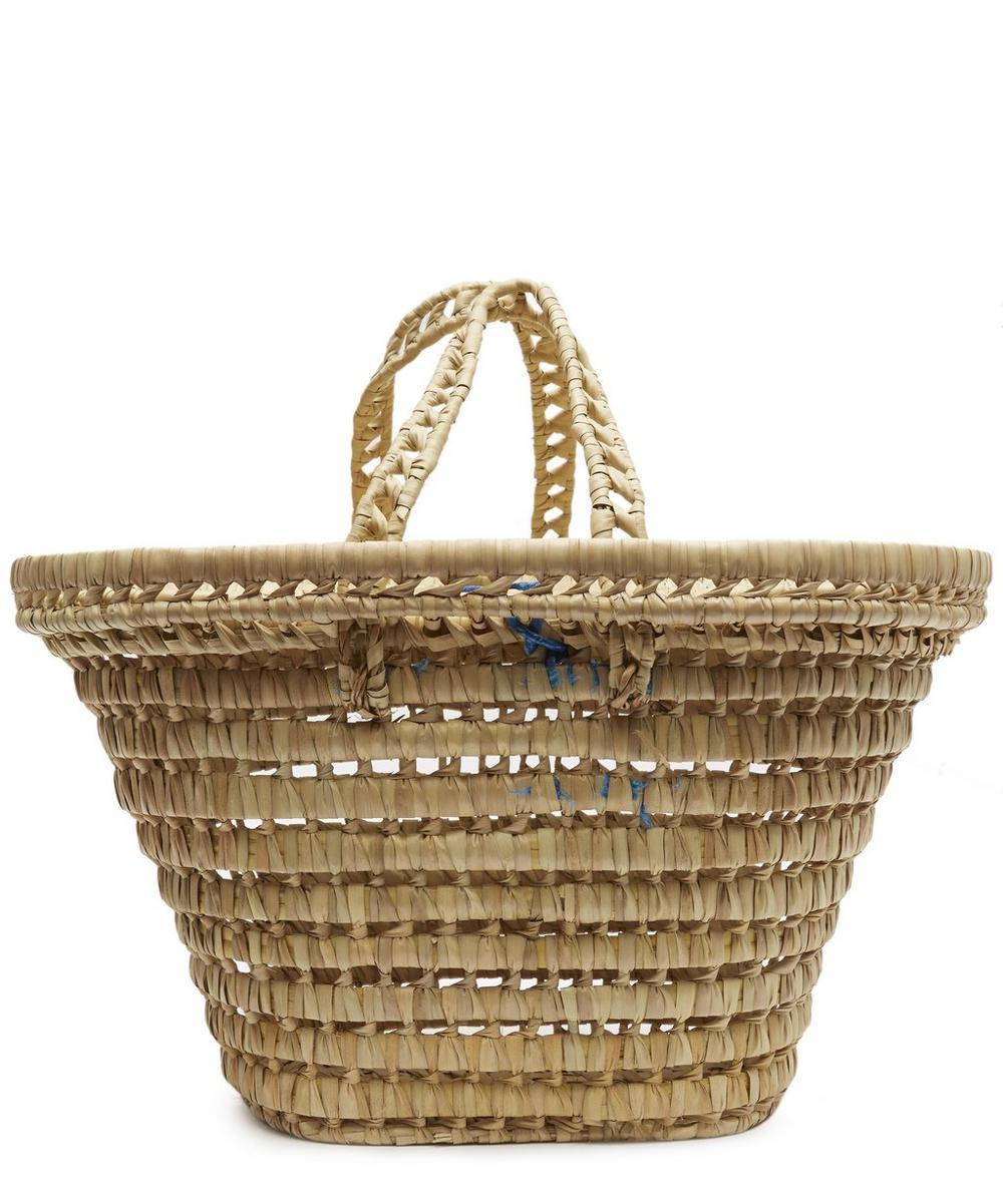 Natural Picnic Basket