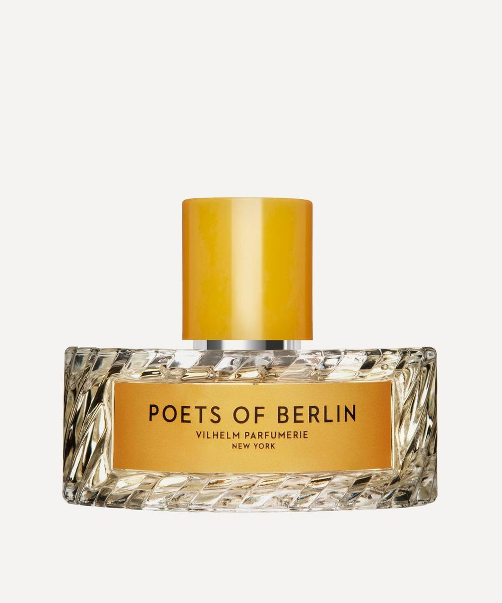 VILHELM PARFUMERIE POETS OF BERLIN EAU DE PARFUM 100ML