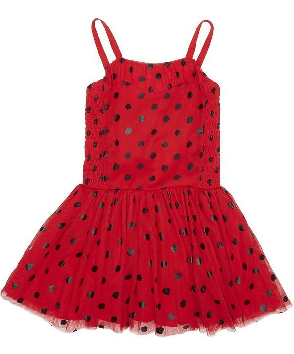 Bonny Ladybird Dress 4-8 Years
