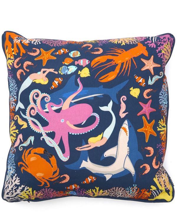Small Under the Sea Cushion