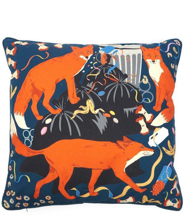 Large Midnight Feast Cushion
