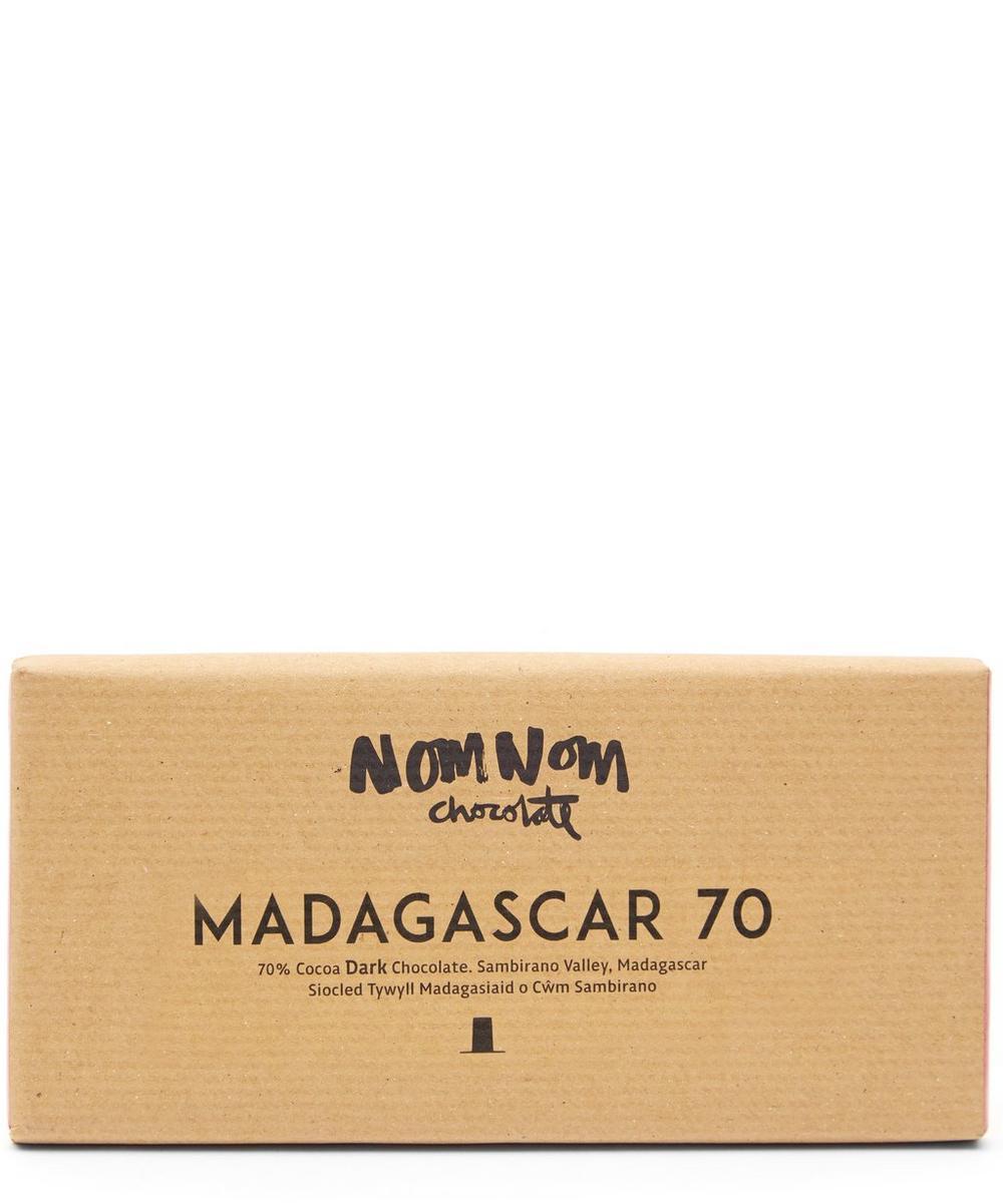 Madagascar 70% Dark Chocolate Bar 80g