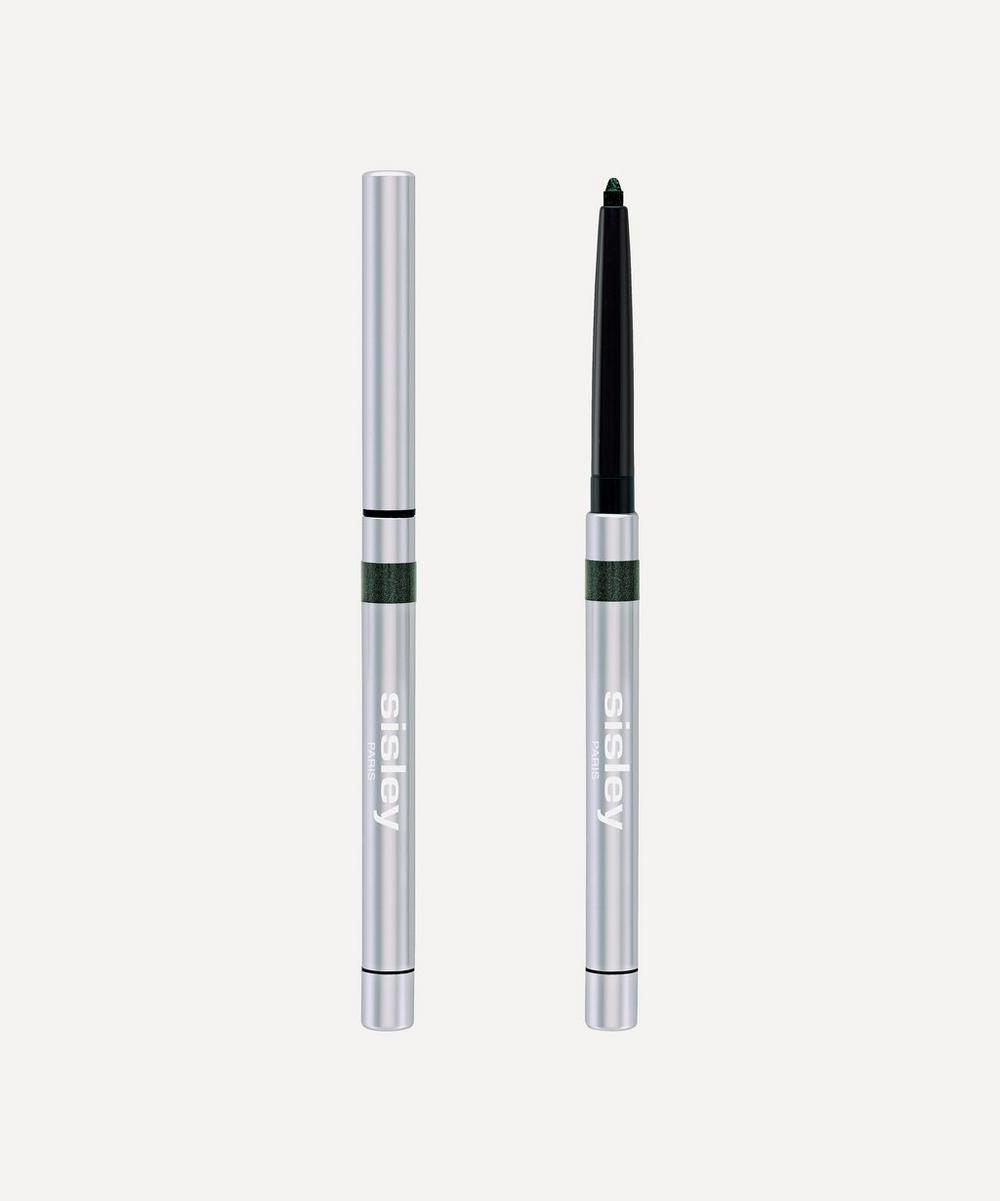 Phyto-Khol Star Waterproof Eyeliner in 8 Mystic Green