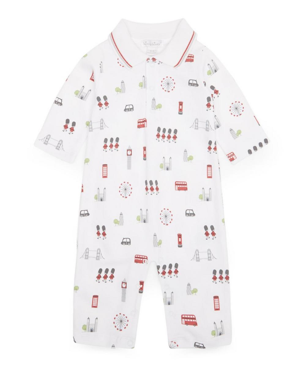 London Playsuit 0-12 Months