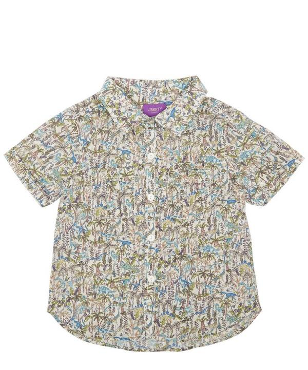 Rumble and Roar Short Sleeve Shirt 2-8 Years