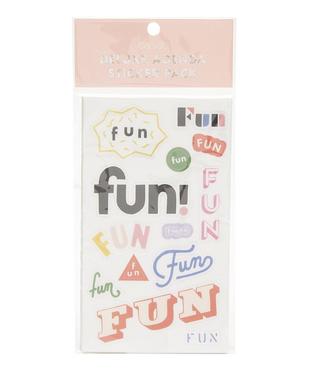 Fun Fun Fun Sticker Pack