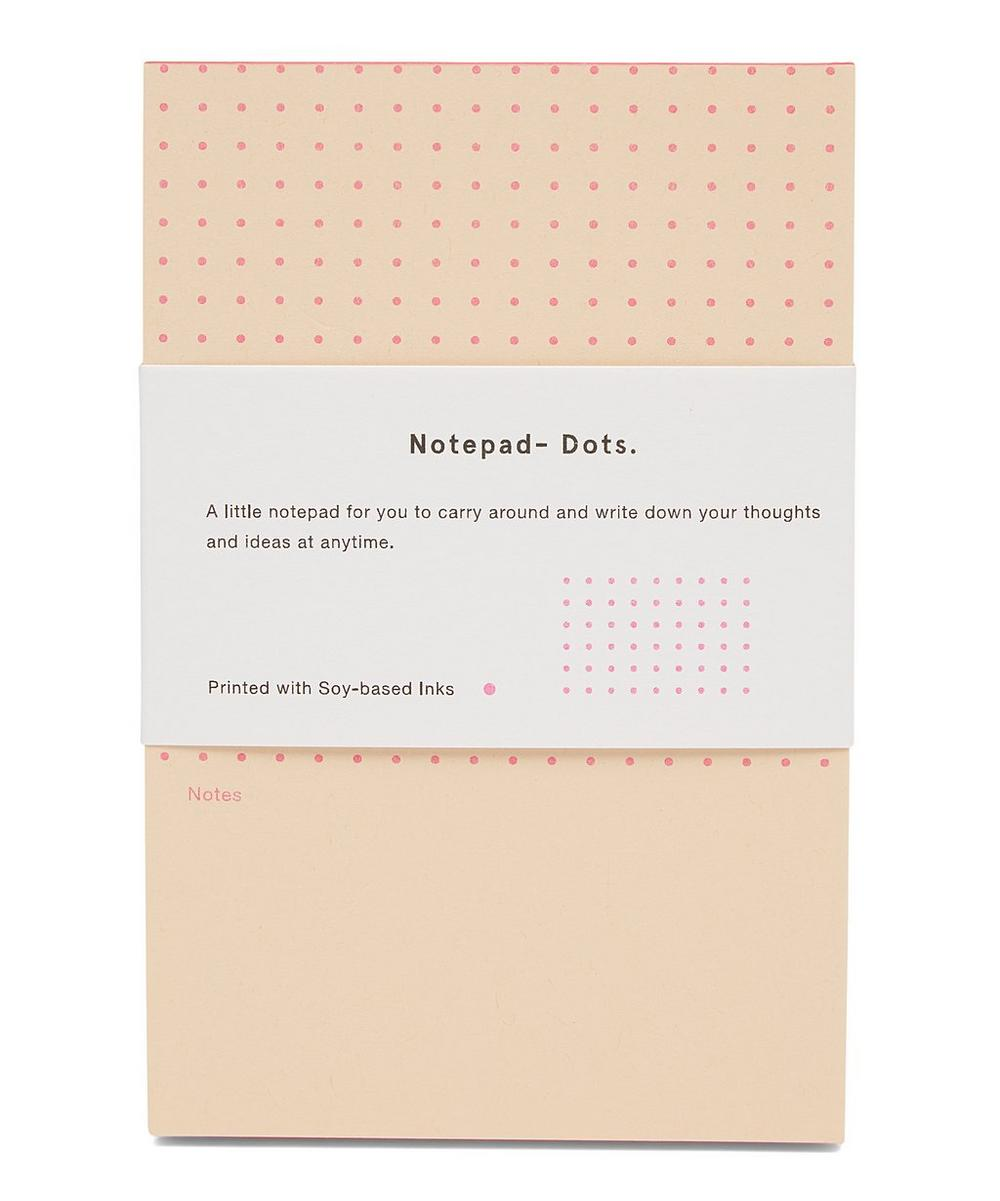 Dots Mini Notepad