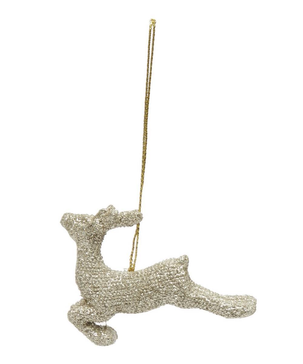 Mini Deer Decoration