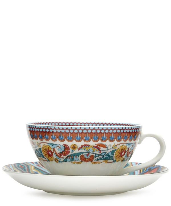 Chesham Tea Cup and Saucer