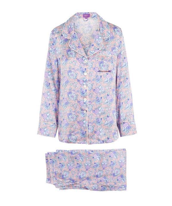 Prunella Silk Pyjama Set