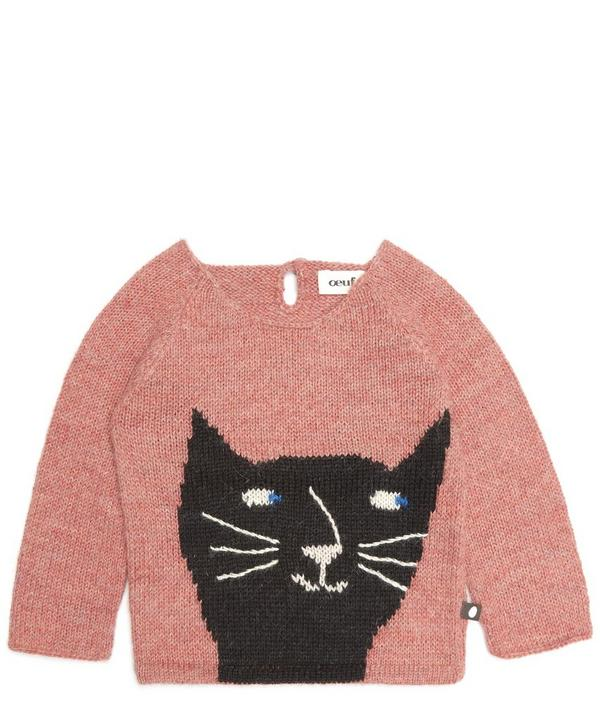 Cat Sweater 3-6 Years