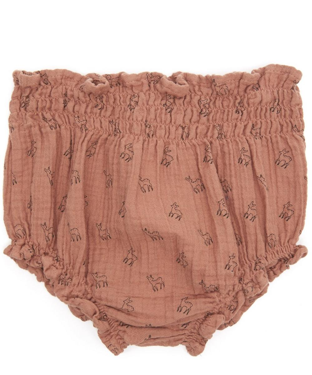 Bambi Print Bloomers 0-24 Months