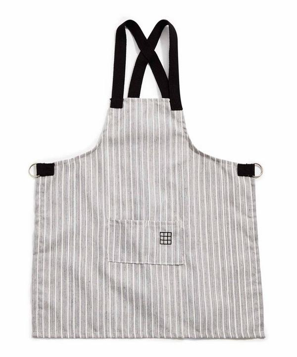 Childrens House Stripe Apron