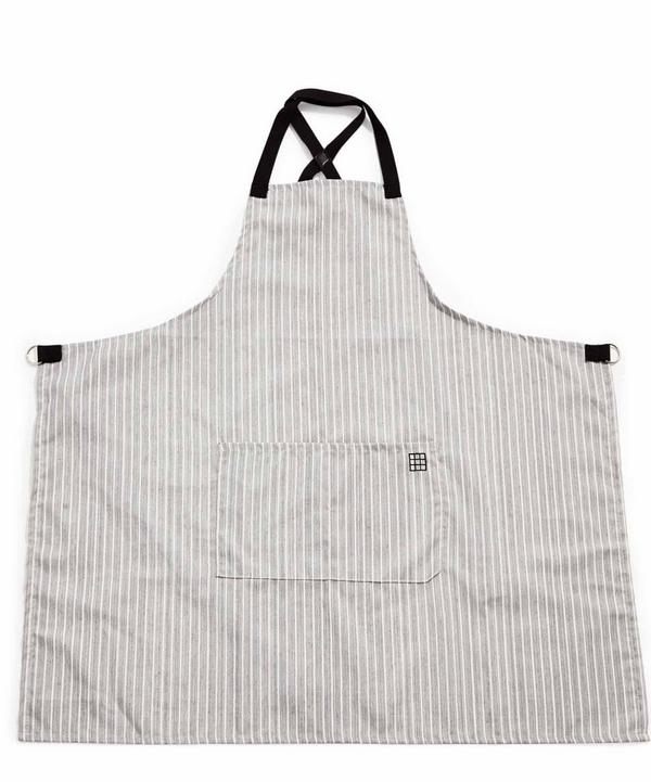House Stripe Apron