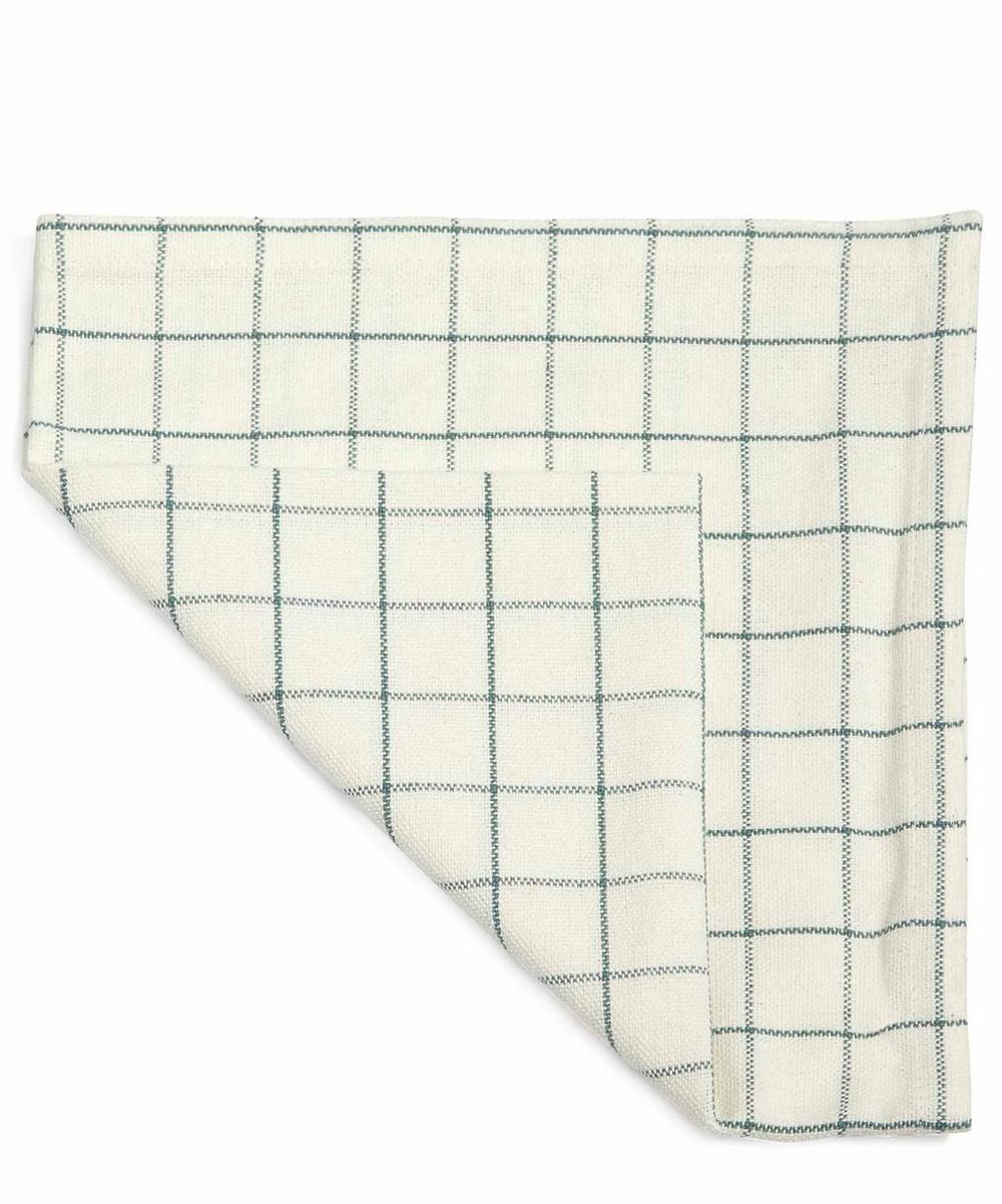 Country House Checked Napkin Set