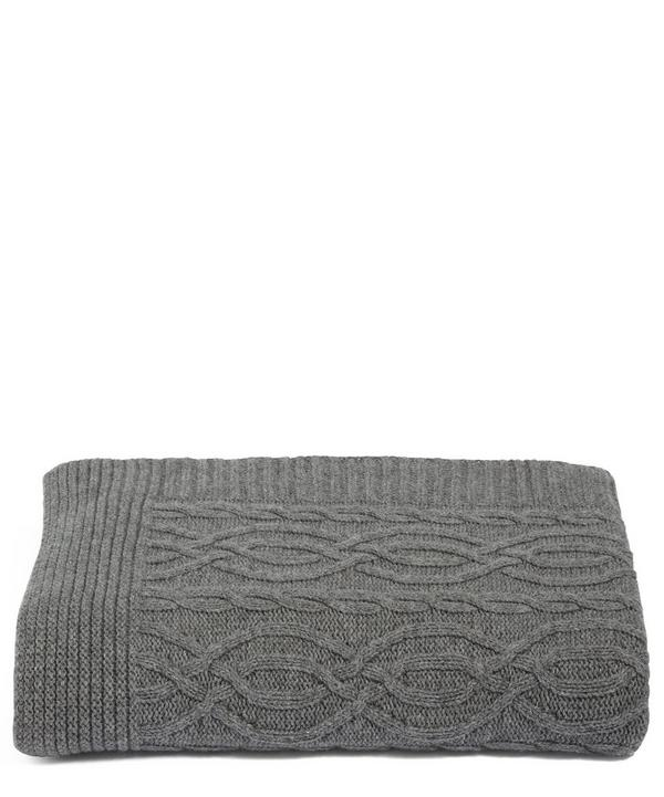 Harrison Knitted Throw