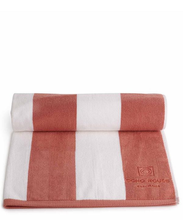 Barcelona House Pool Towel