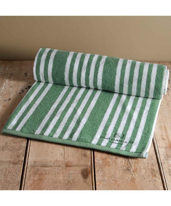 Farmhouse House Pool Towel