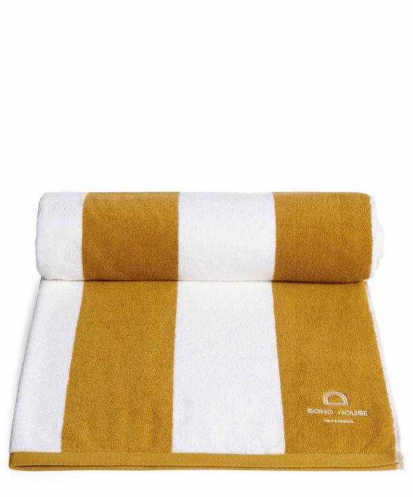 Istanbul House Pool Towel