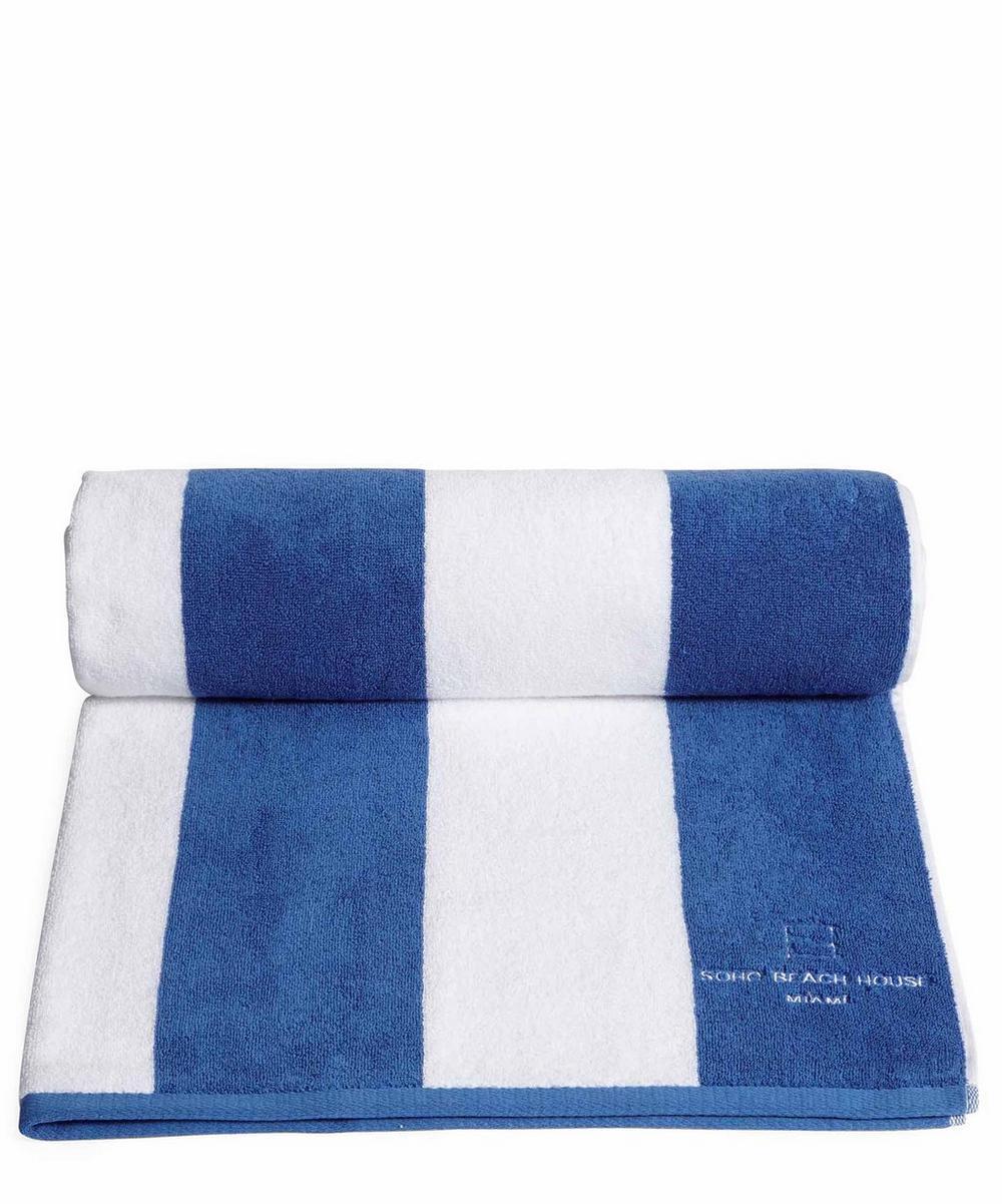 Miami House Pool Towel
