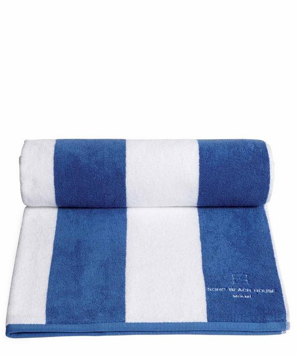 Miami House Pool Towel