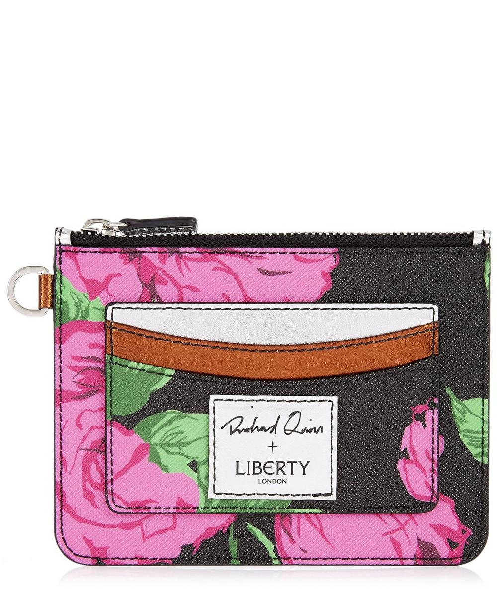 Richard Quinn Carline Card Pouch