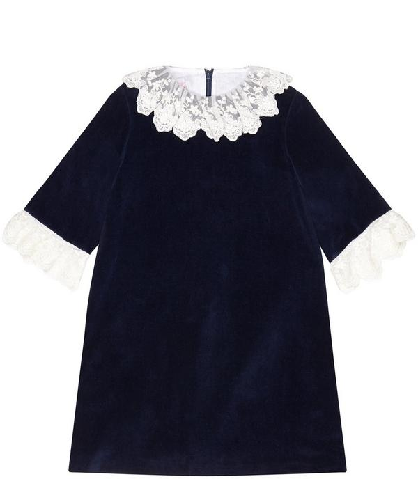Arjona Velvet Dress 2-8 Years