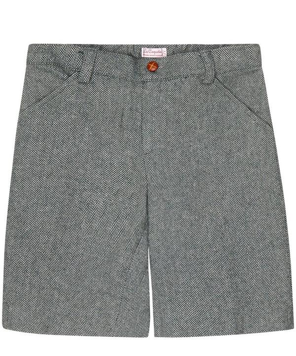 Diomar Herringbone Shorts 2-8 Years