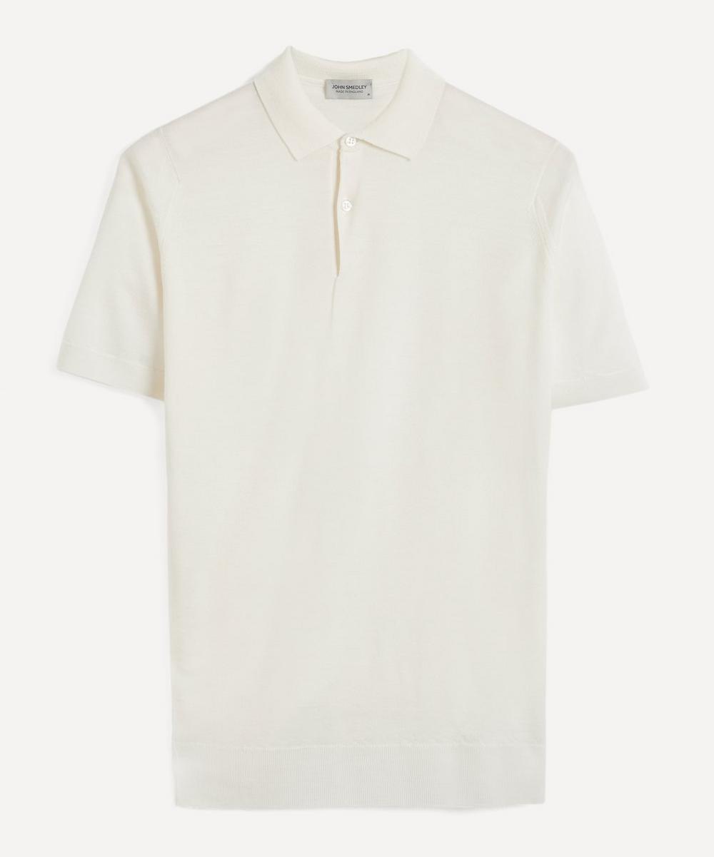 Payton Merino Wool Polo-Shirt