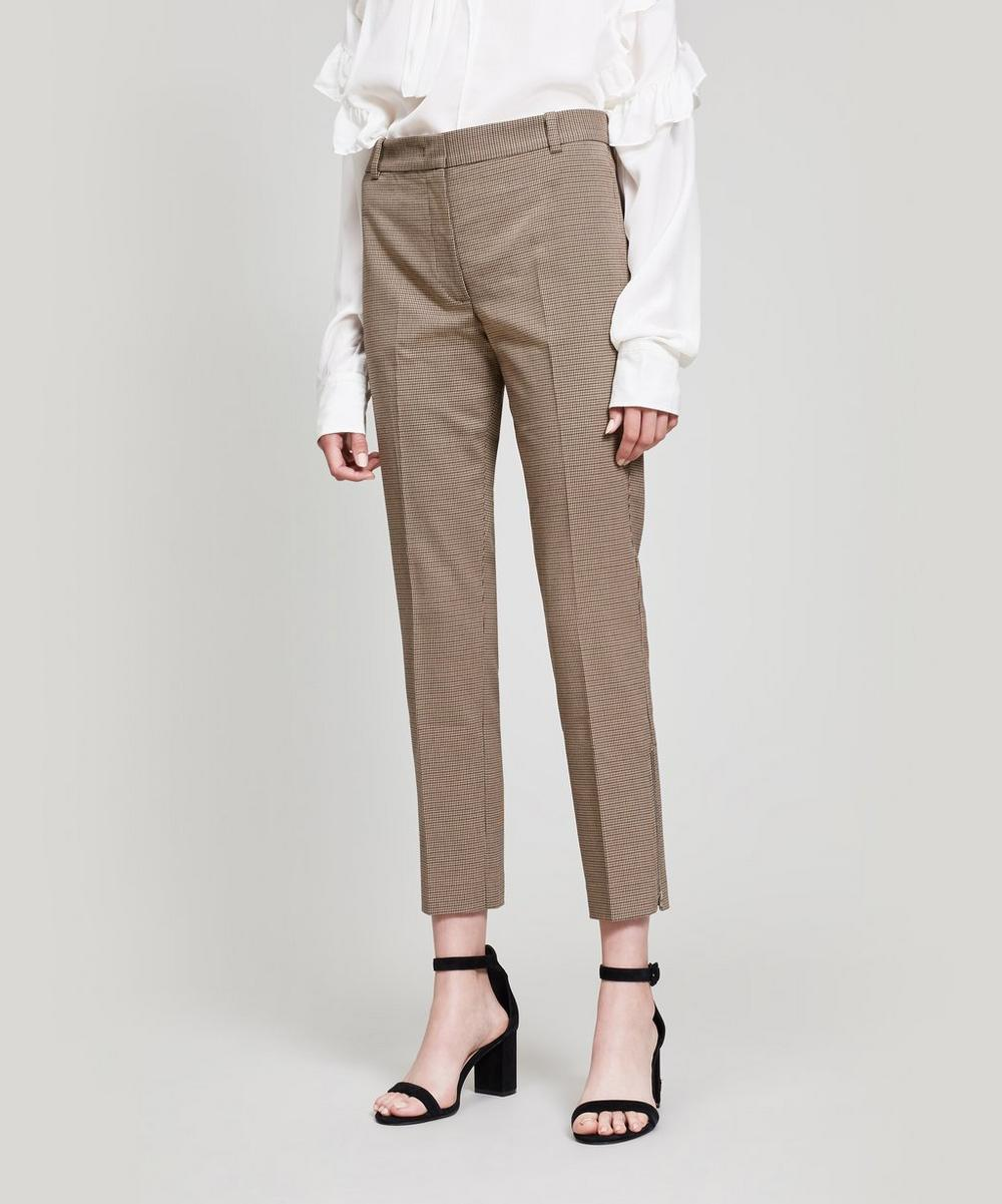 Zoomy Dogtooth Trousers