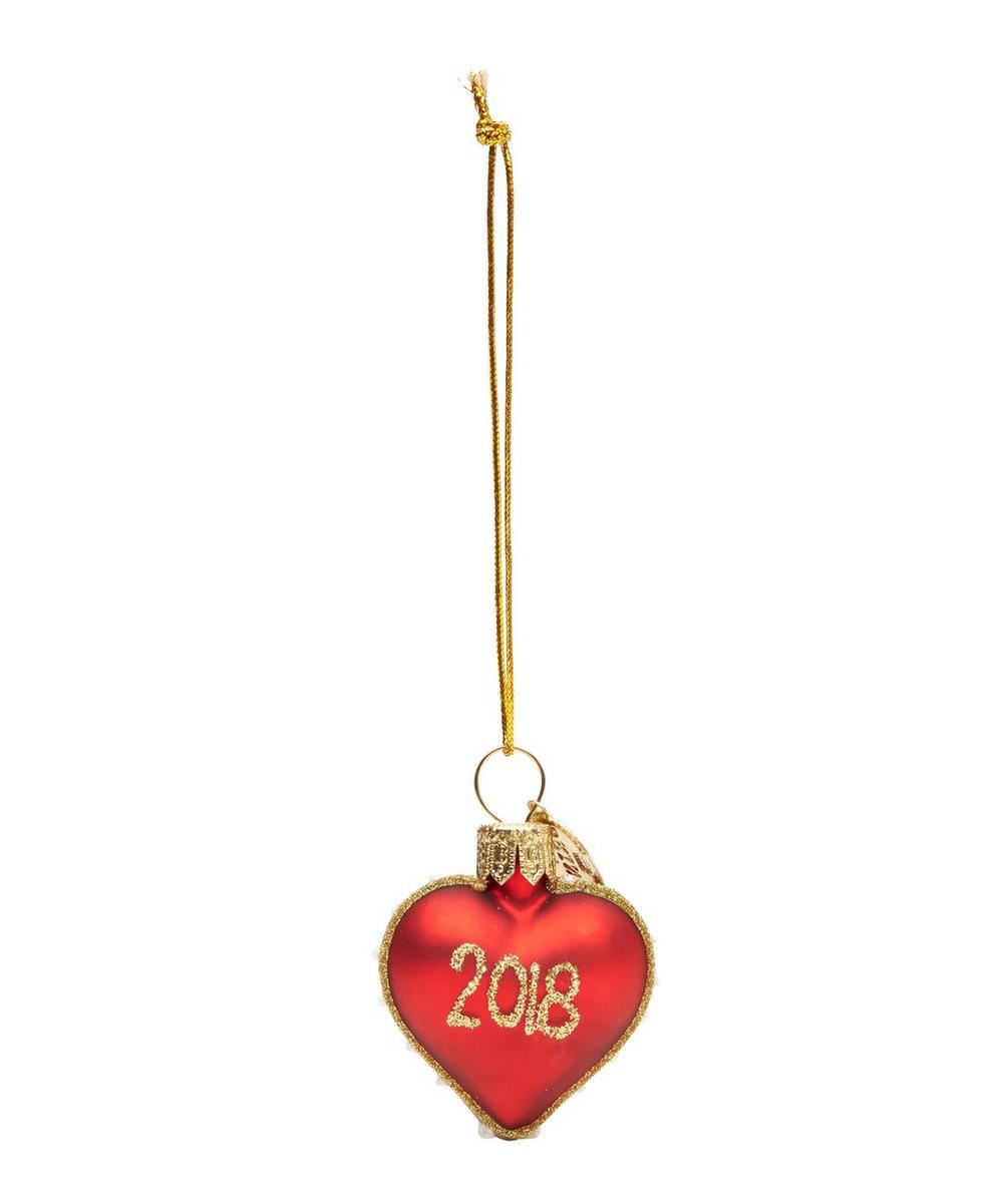 Heart 2018 Bauble